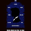 Mad Man With a Box by sarahbevan11