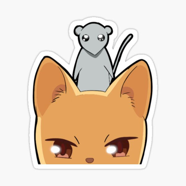 Fruits basket Sticker