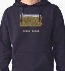 Drink Local (PA) Pullover Hoodie