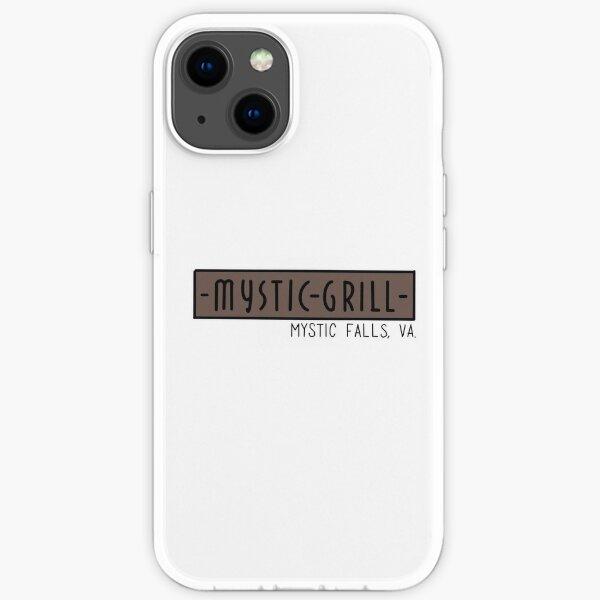 Mystischer Grill iPhone Flexible Hülle