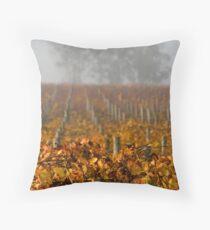 Vineyard - Yarra Valley Throw Pillow