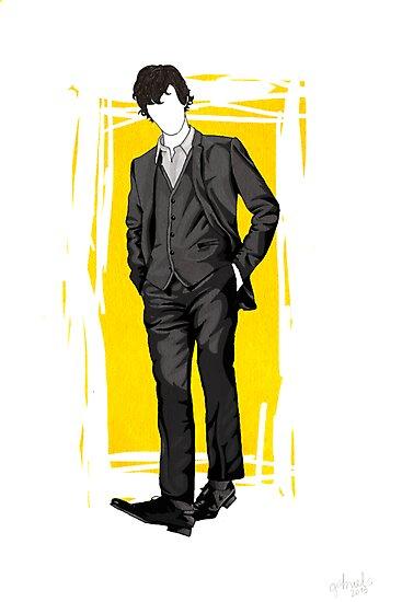 Yellow by CherryGabba