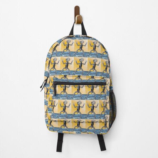 Emoji Robot Backpack
