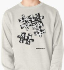 Warehouse 13 Items Puzzle Pullover