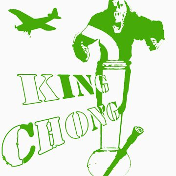 King CHong by JAZZMO