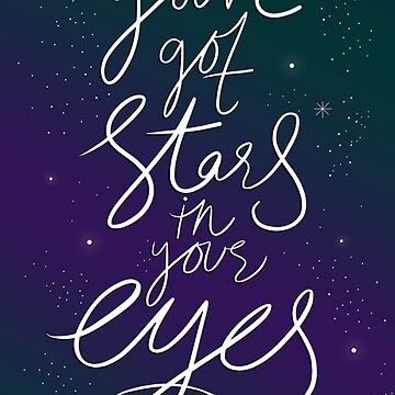 You've Got Stars In Your Eyes by UzStore
