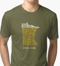 MN Drink Local Tri-blend T-Shirt