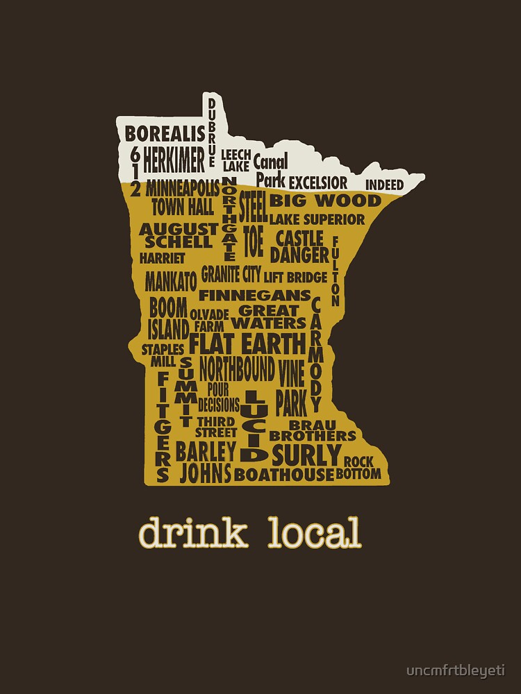 MN Drink Local | Unisex T-Shirt