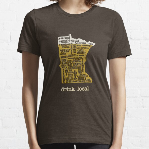 MN Drink Local Essential T-Shirt