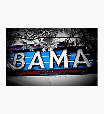 Bama Theater Photographic Print
