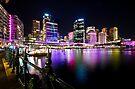 Sydney's Vivid Festival, 2013 III by Adam Le Good