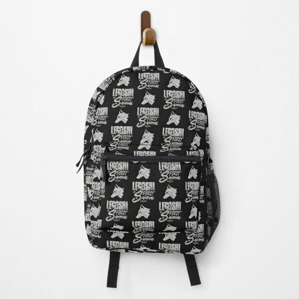 BEASTARS: LEGOSHI IS MY SPIRIT ANIMAL (GRUNGE STYLE) Backpack