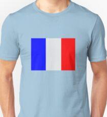 Flag of France Unisex T-Shirt