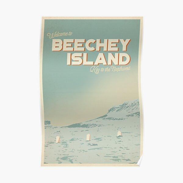 Beechey Island Poster