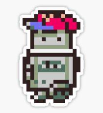 Robo - Ness Sticker