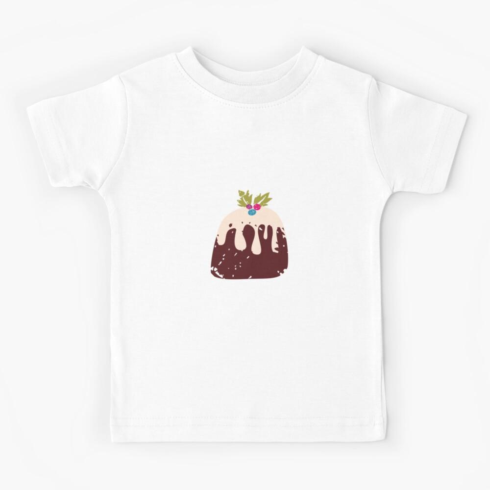 Chocolate Pie Kids T-Shirt