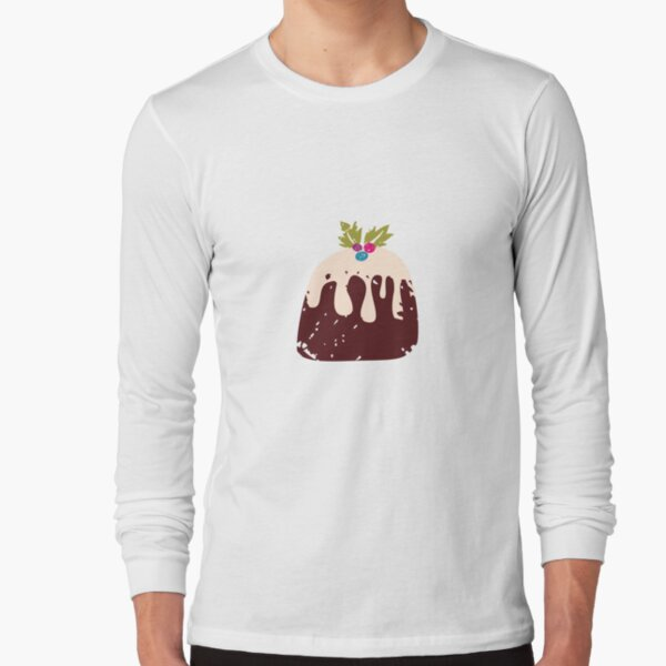 Chocolate Pie Long Sleeve T-Shirt