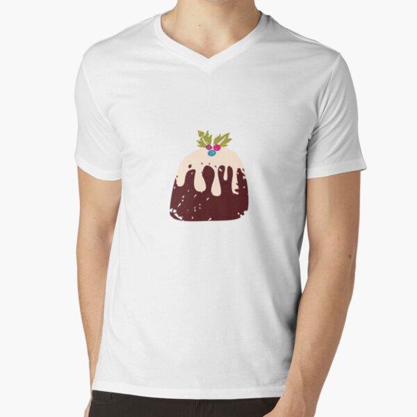 Chocolate Pie V-Neck T-Shirt