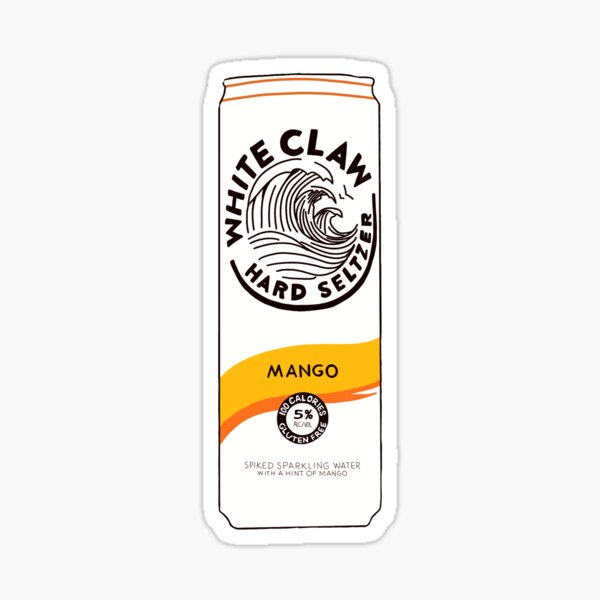 White Claw Gifts Merchandise Redbubble
