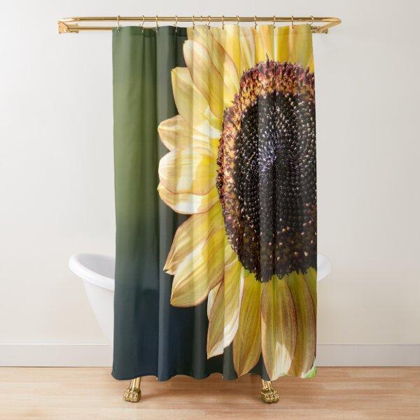 Sunflower Series V Shower Curtain