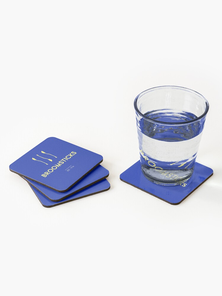 Alternate view of Wizards Pub Coasters (Set of 4)