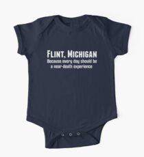 Flint Michigan One Piece - Short Sleeve