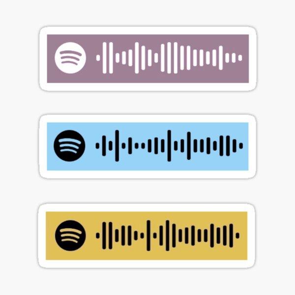 Billy Joel Spotify Scan Codes Sticker