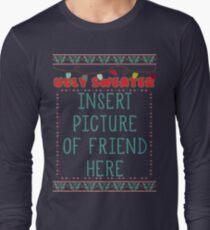 Ugly Christmas Sweater Long Sleeve T-Shirt
