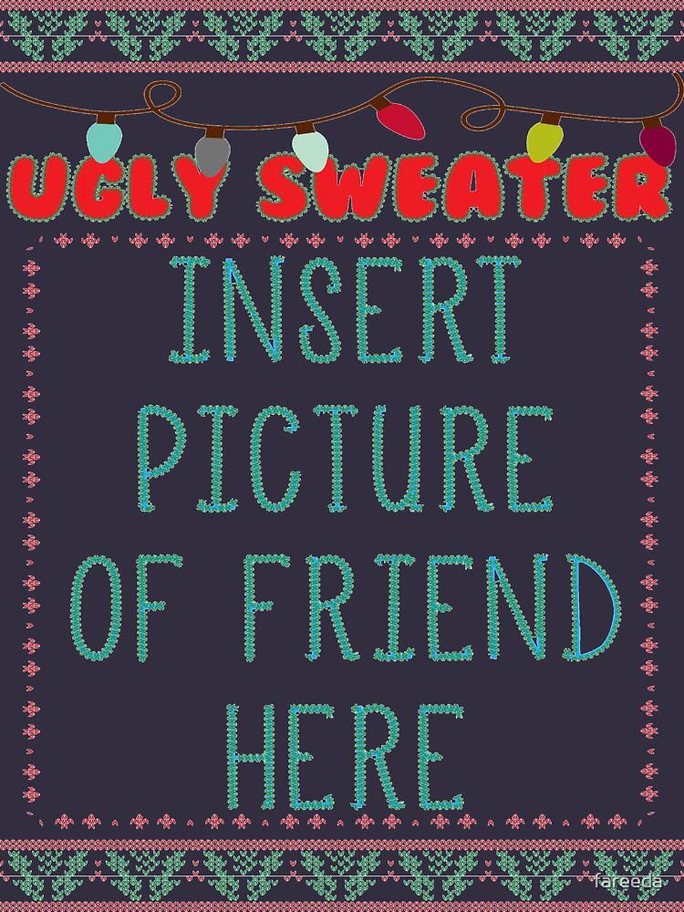 Ugly Christmas Sweater by fareeda