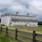 D. H. Day Barn by naturesangle