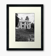 Grand Traverse Lighthouse Framed Print
