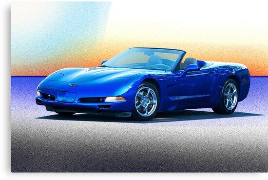 1999 Corvette Roadster by DaveKoontz