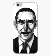 Obama Hawk iPhone Case