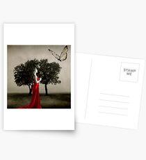 Metamorphosis... Postcards