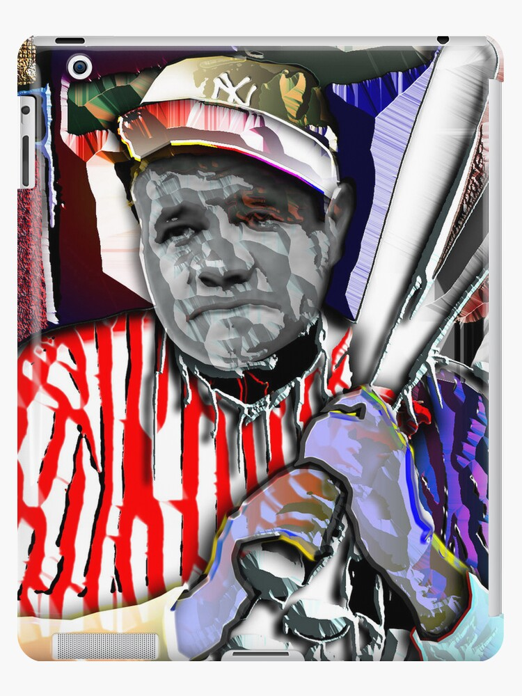 BABE RUTH iPAD CASE by BOOKMAKER