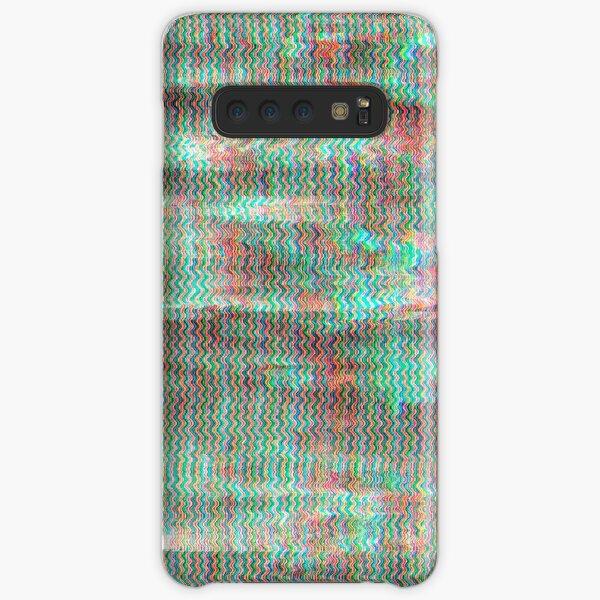 Rusted Glitch Samsung Galaxy Snap Case