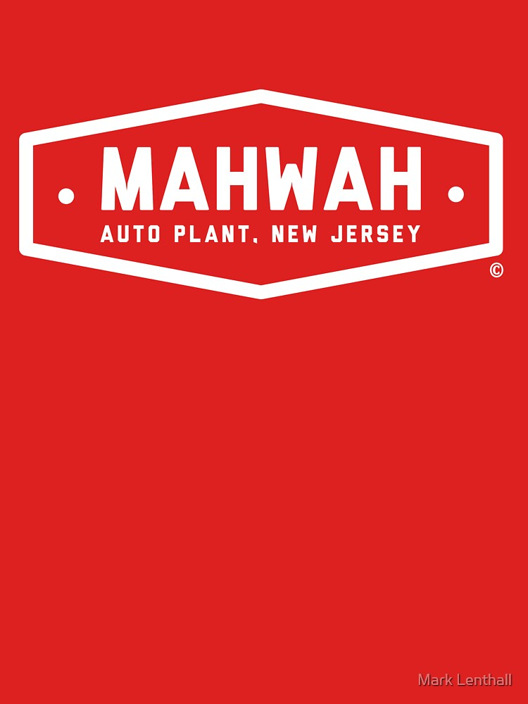 TShirtGifter presents: Mahwah Auto Plant - Inspired by Bruce Springsteen's 'Johnny 99' (unofficial) | Unisex T-Shirt
