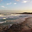 Soldiers Beach, New South Wales by adam pearson