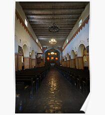 San Juan Bautista Mission #5 Poster