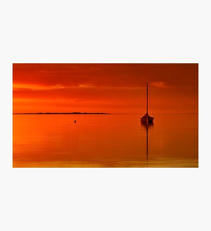 """""""Solitude And Serenity"""" Photographic Print"""
