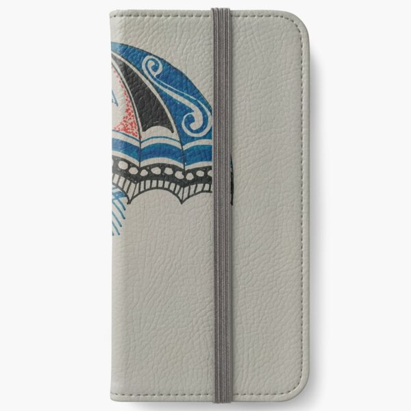 Umbrella iPhone Wallet