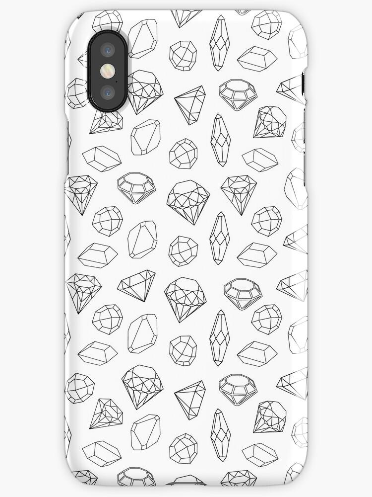diamonds by Roman Zubaryev
