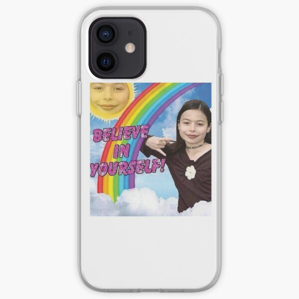 believe in yourself  iPhone Soft Case