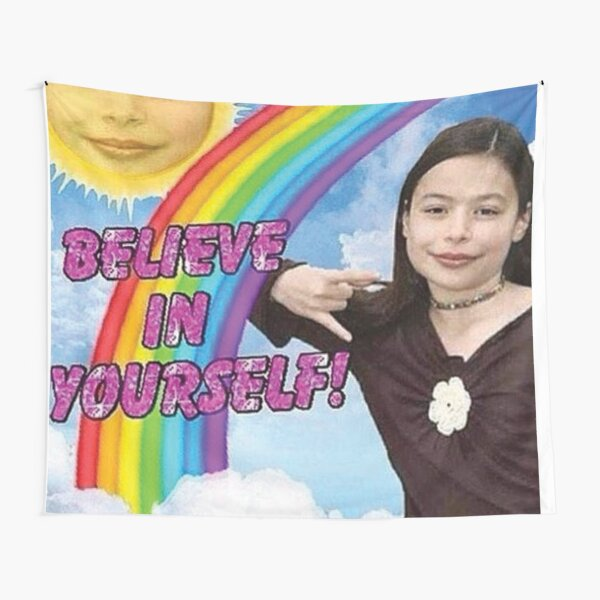 believe in yourself  Tapestry