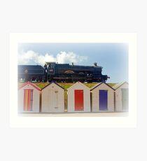Lydford Manor 2827 Art Print