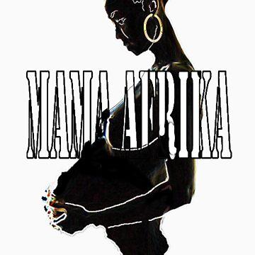 Mama Afrika by Tshepotau