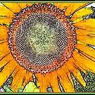 Sunflower  by dendelacroix