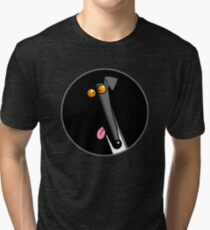 Derp in the Dark Tri-blend T-Shirt