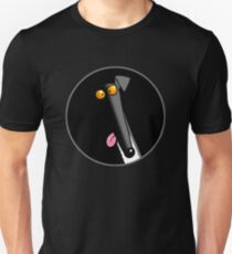 Derp in the Dark Unisex T-Shirt