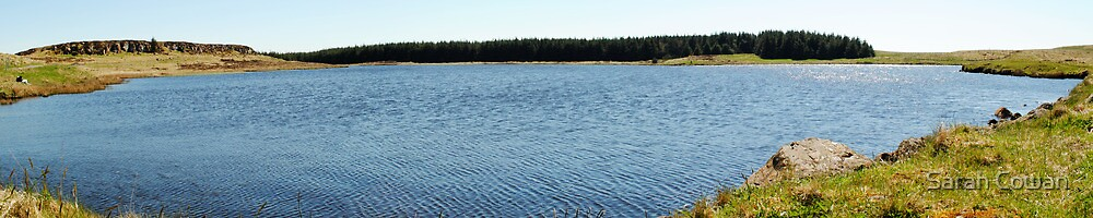 Binevenagh Lake, Northern Ireland by Sarah Cowan